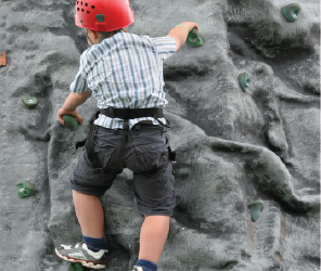 Four Ways to Encourage Courage in Kids