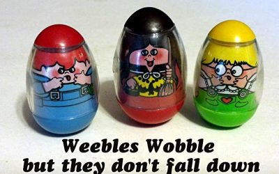 My Role Model is a Weeble