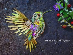 Hannah Bullen-Ryner natural art